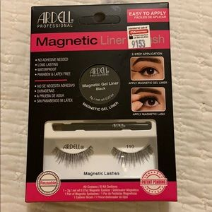 Ardell magnetic waterproof eye lashes - NEW